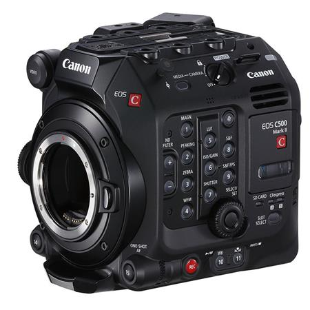 Canon EOS C500 Mark II 5.9K Full Frame Kit