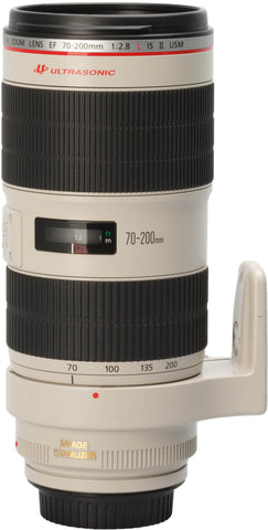 Canon EF 70‑200mm f/2.8L IS II USM Zoom Lens