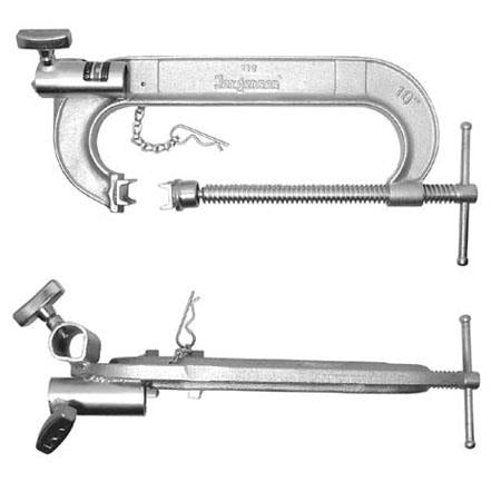 "8"" Junior C-Clamp"
