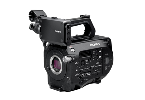 Sony FS7 Mark I 4K Camera Kit