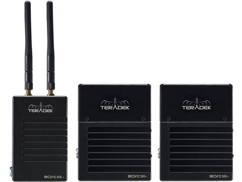 Teradek Wireless 500 Video System - 2 Receiver