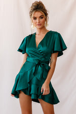 Alexis Dress in Green
