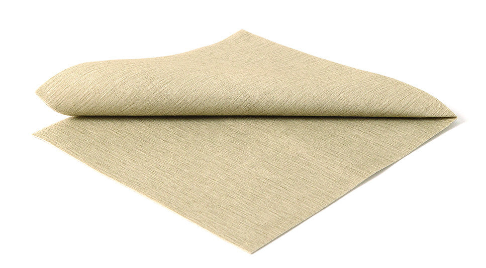 Deluxe Napkins Entertaining Pack - Taupe