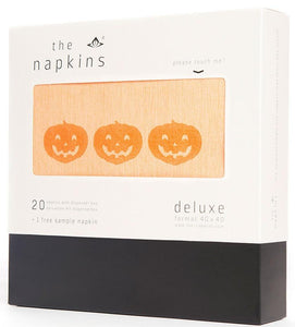 Deluxe Special Edition - Orange Jack-o-lanterns