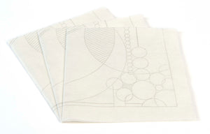 Frank Lloyd Wright® March Balloons PURE Bamboo Cocktail Napkin