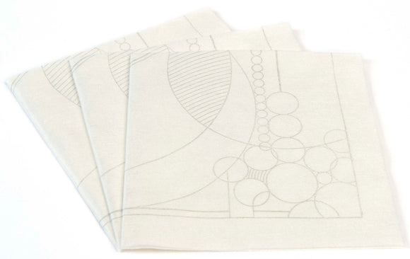 Frank Lloyd Wright® March Balloons PURE Bamboo Dinner Napkin