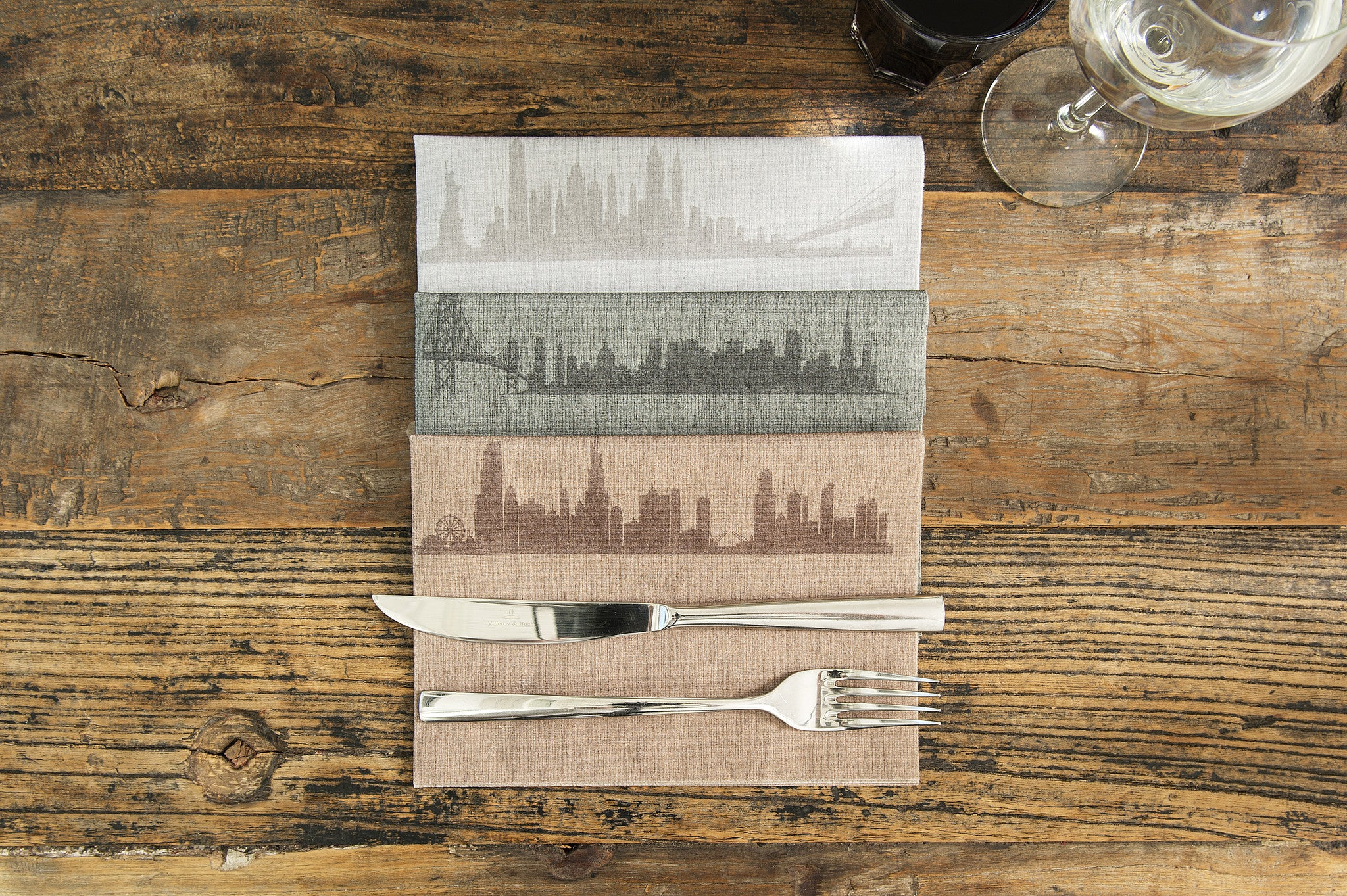 Deluxe Retail Pack - <br> Cityscape Line <br> New York