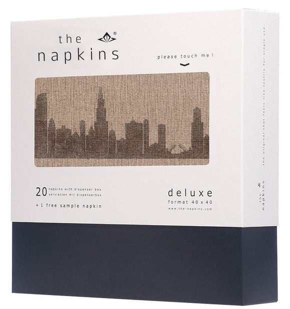 Deluxe Retail Pack  - <br> Cityscape Line <br> Chicago