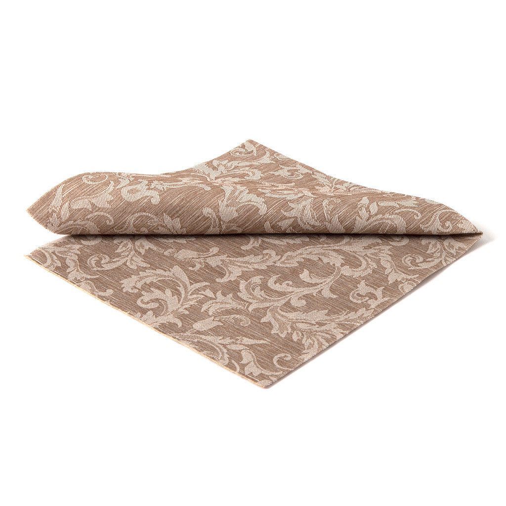 Deluxe Classic Floral <br>Retail Pack - Brown