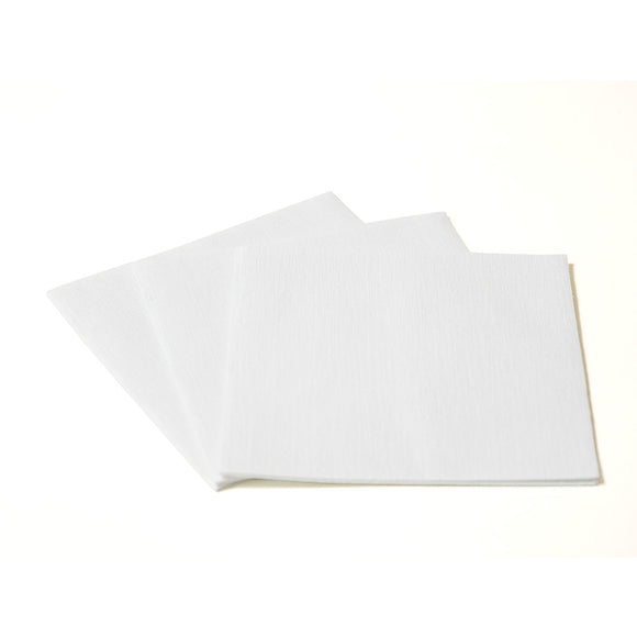 Deluxe Cocktail Napkin Polar White