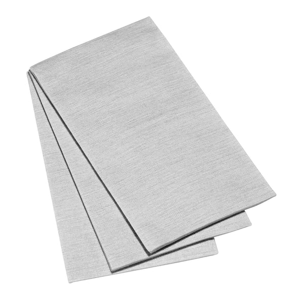 Guest Towel - Silver Grey