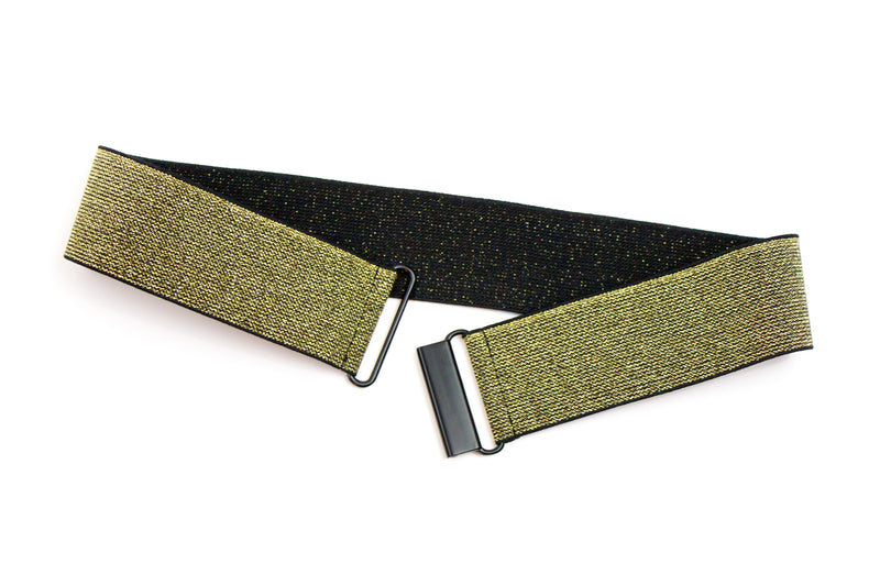 "2"" dark gold belt"