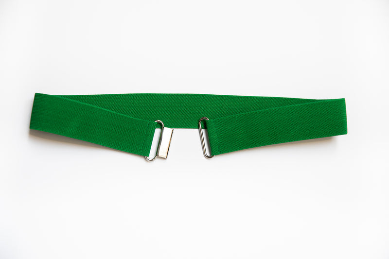 "1.5"" grass green belt"