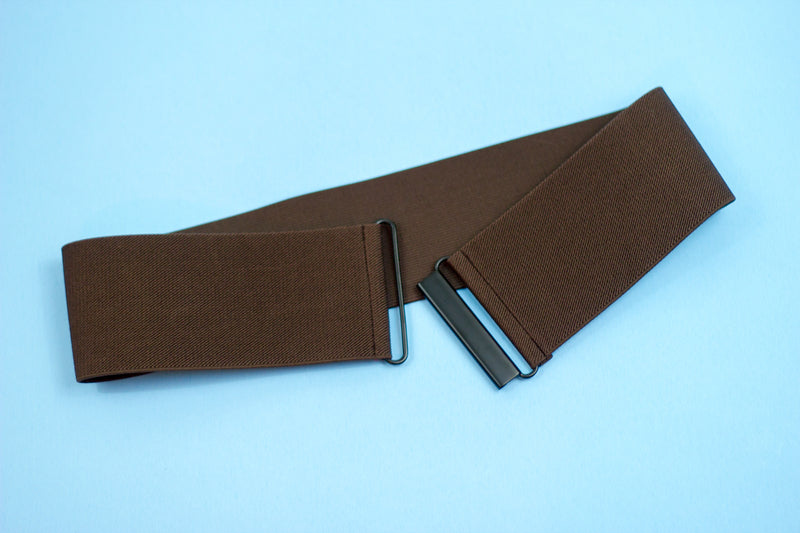 "3"" brown belt"