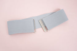 "3"" light grey belt"