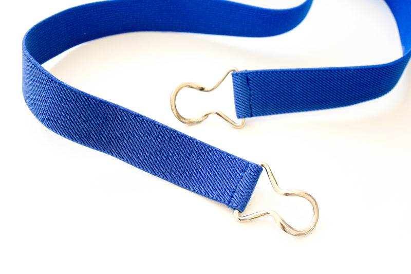 "1"" royal blue belt"