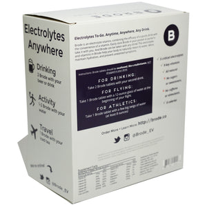 Case of Brodes (100 pouch case)