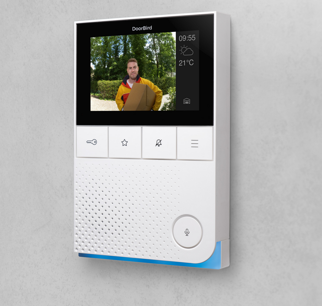 Doorbird Video Doorbell Intercom Indoor Station With