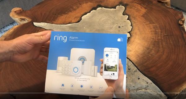 Ring Alarm First Look - Unboxing and Setup