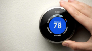 The Smartest Thermostat That Knows When You're  Away From Home