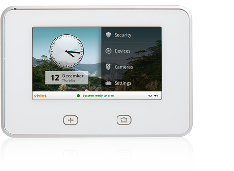 How do I add Z-Wave Devices to my Vivint Sky Panel?