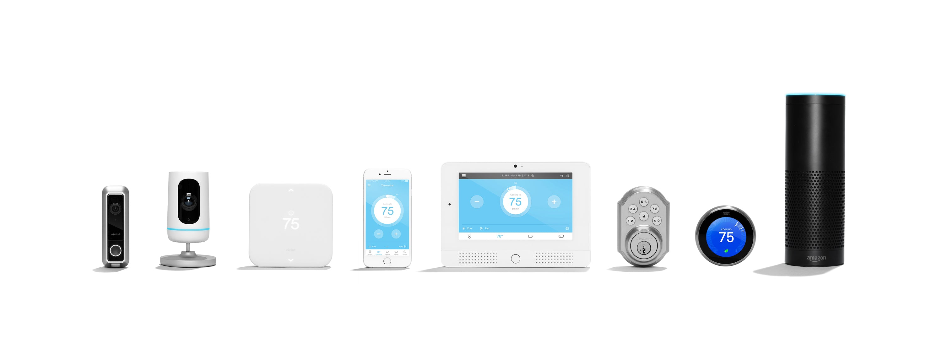 Vivint Connect Home Devices