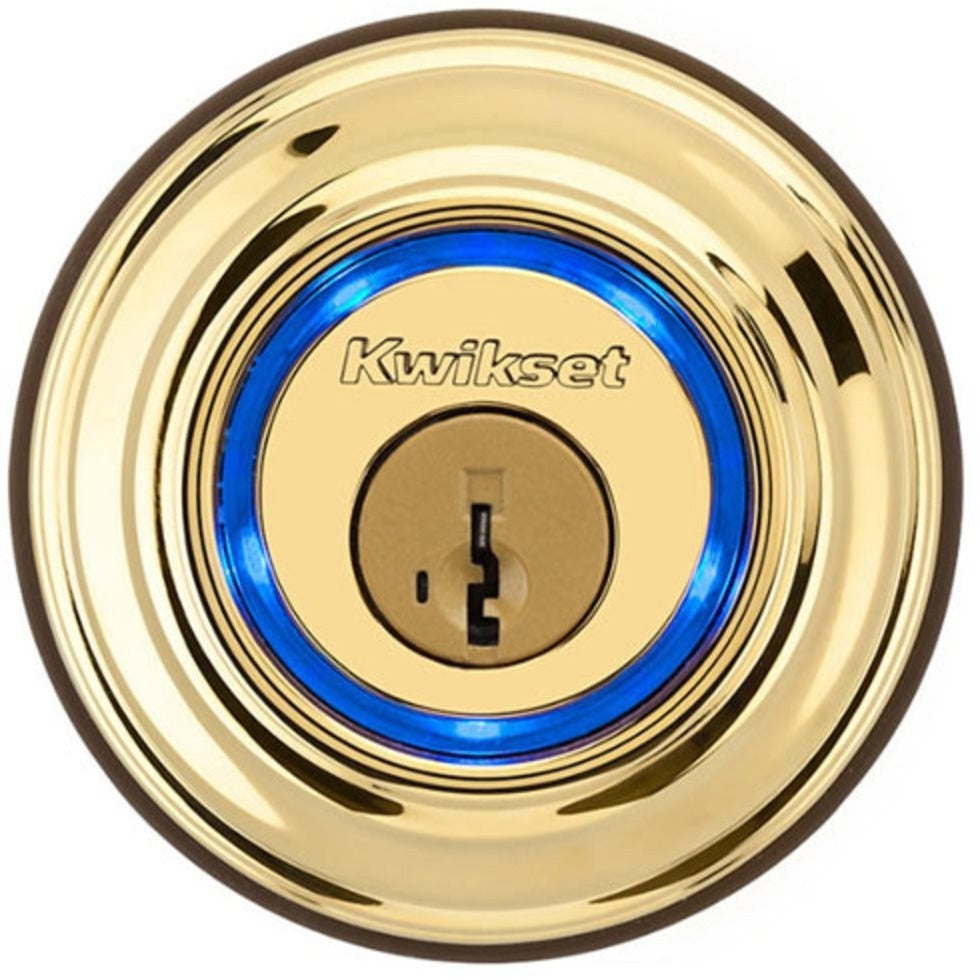 Kwikset Kevo Signature Series Bluetooth Deadbolt Smart Lock