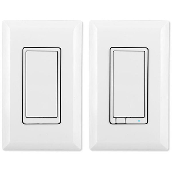 GE Z-Wave Wireless Lighting Control 3-Way Dimmer Kit