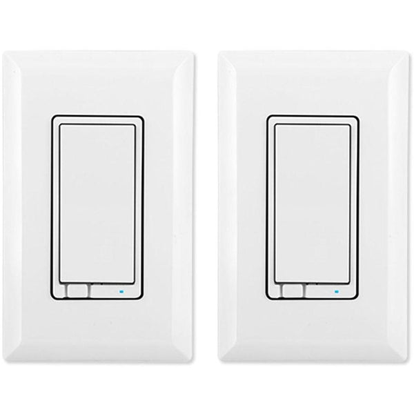 GE Z-Wave Plus Dimmer Lighting Control Wall Switch Multipack