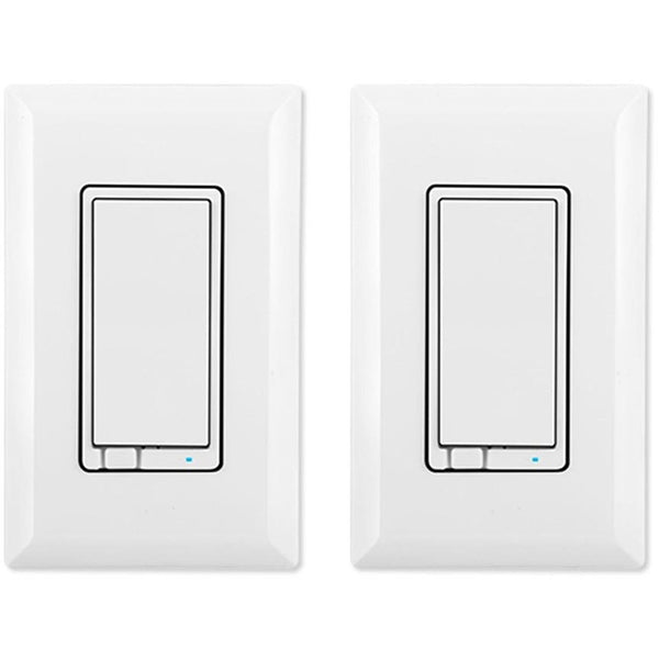 GE Z-Wave Plus On/Off Lighting Control wall switch Multipack