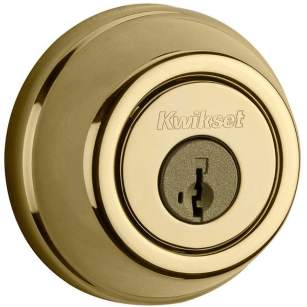 Kwikset Signature Series 910 Z-Wave Smart Lock Traditional Deadbolt