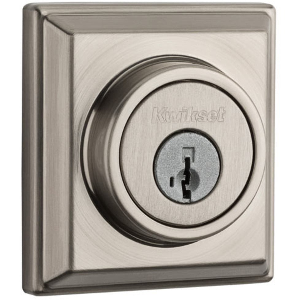 Kwikset Signature Series 910 Z-Wave Locks Contemporary Deadbolt