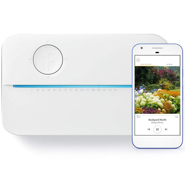 Rachio Smart Sprinkler Controller, WiFi, 8 and 16 Zone, Works with Amazon Alexa 3rd Gen