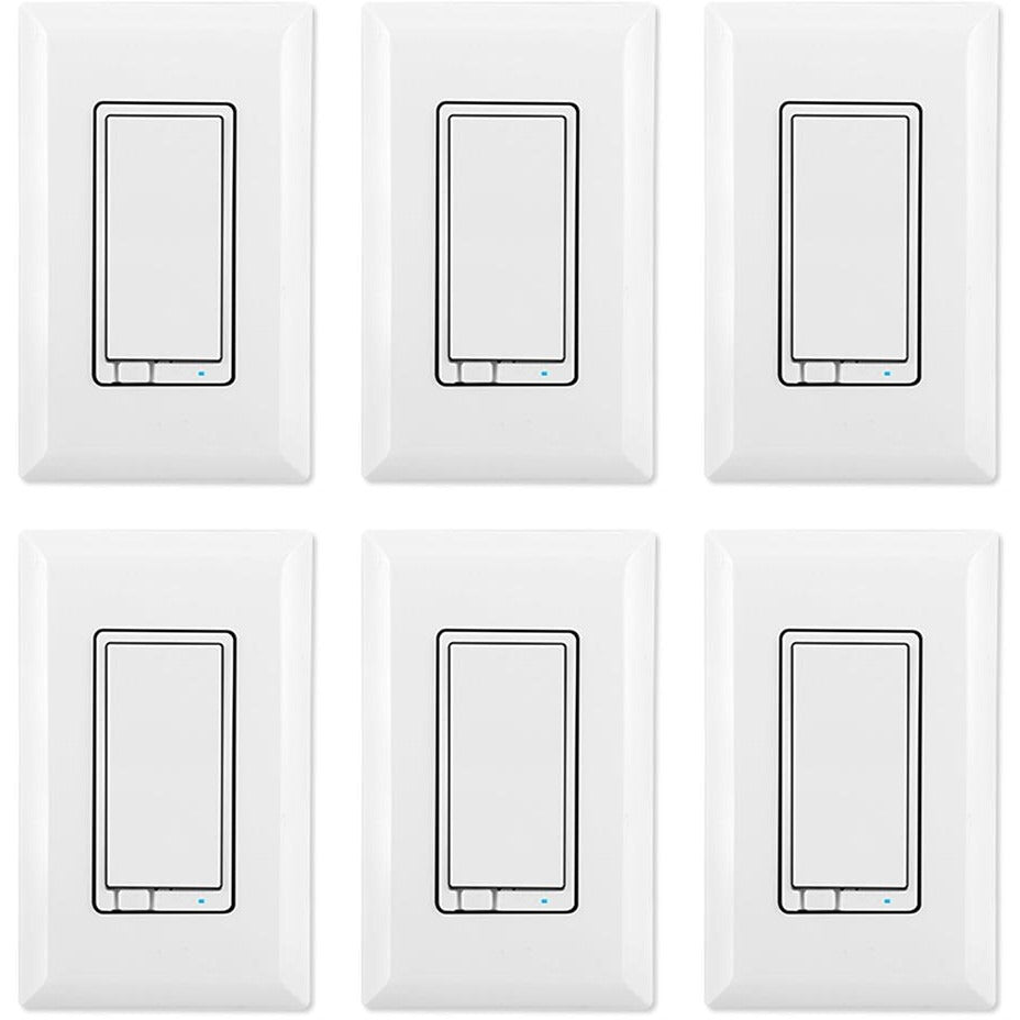 Ge Z Wave Plus On Off Lighting Control Wall Switch Multipack