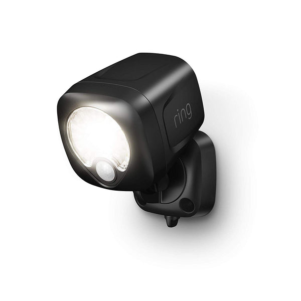 Ring Black Spotlight Smart Lighting