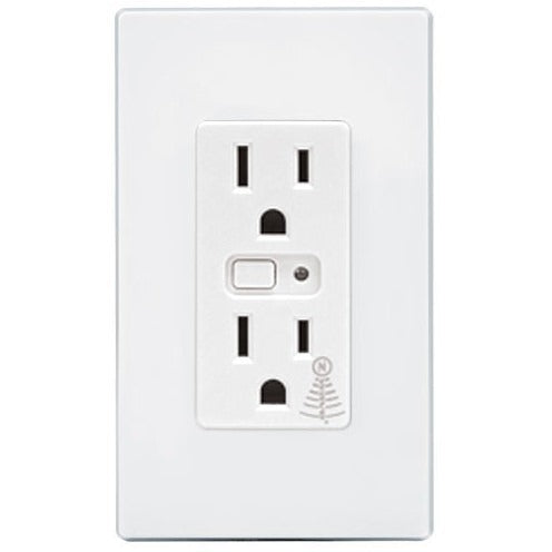 GE Z-Wave Duplex Receptacle