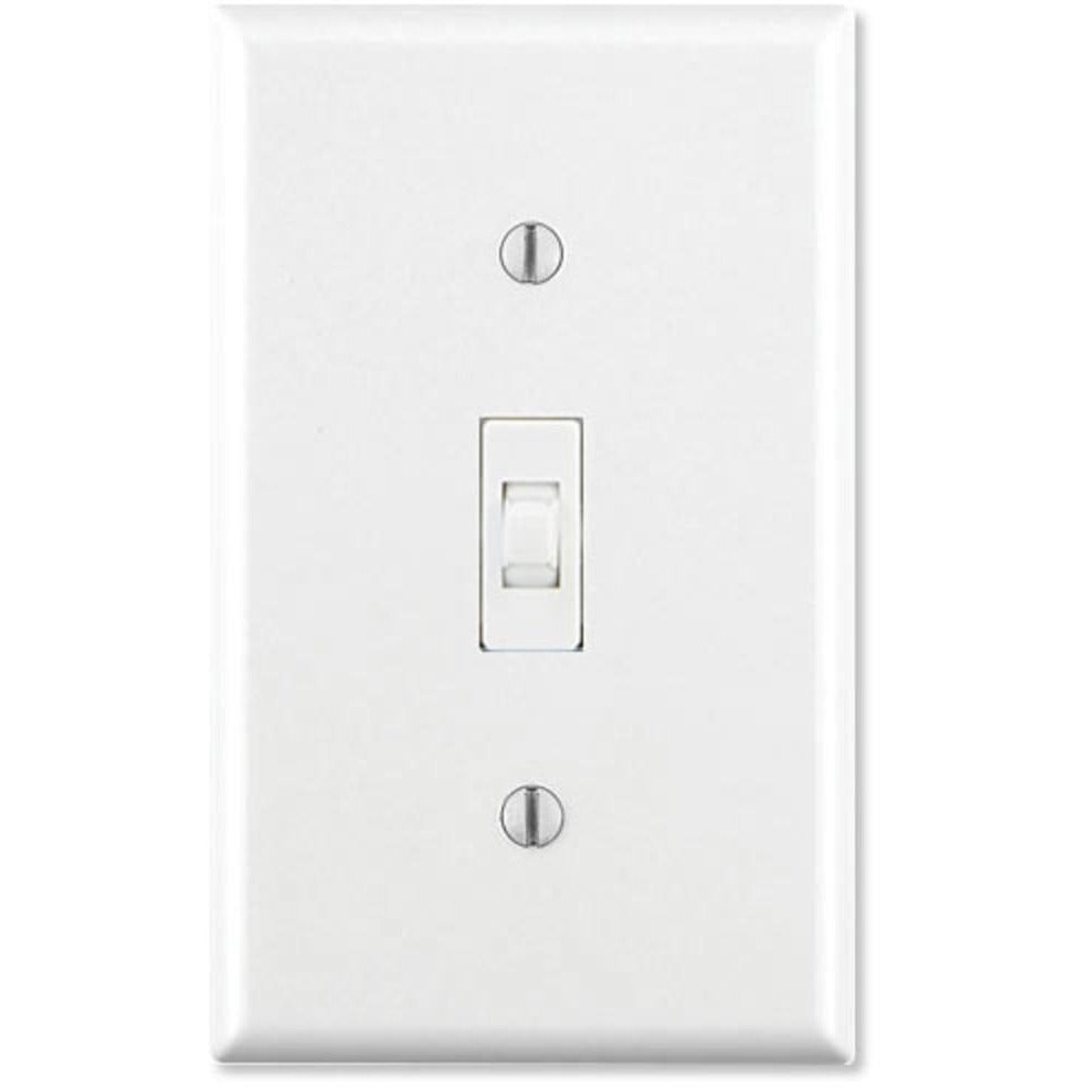 GE Z-Wave Dimmer Wall Toggle Switch, No Neutral Required White or Ligh