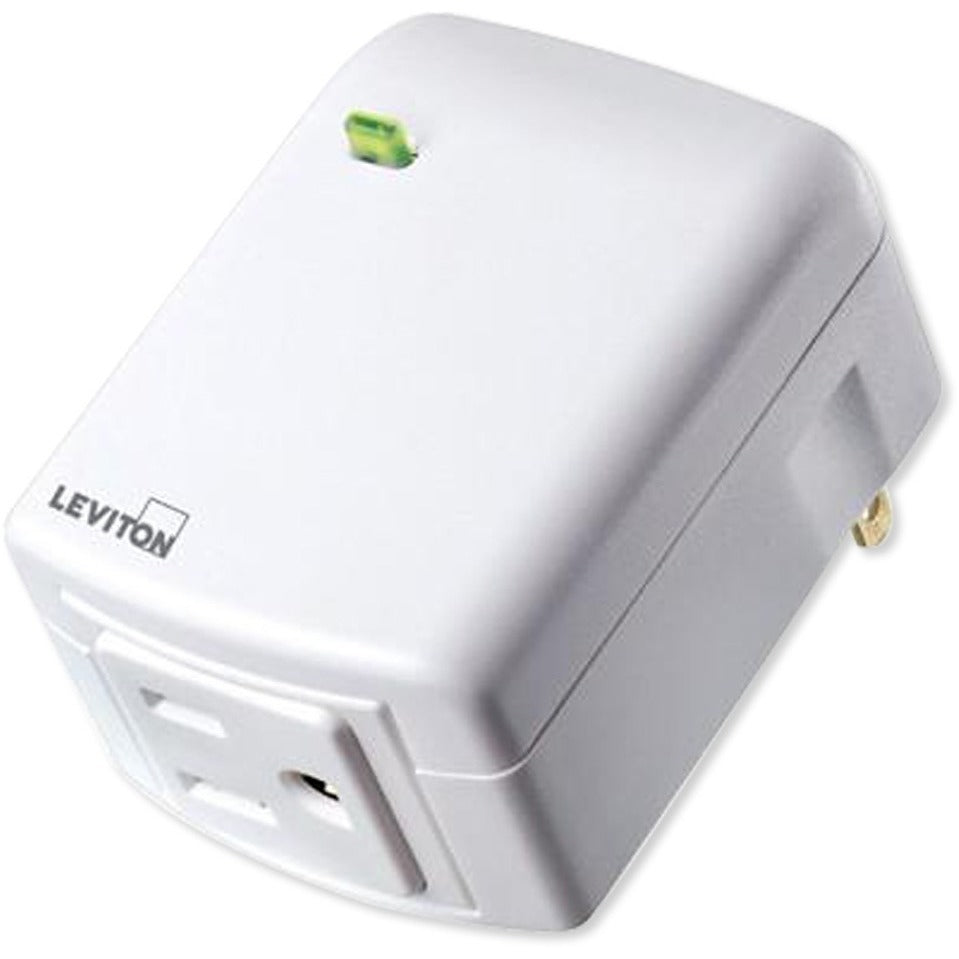leviton z wave plus plug in appliance module. Black Bedroom Furniture Sets. Home Design Ideas