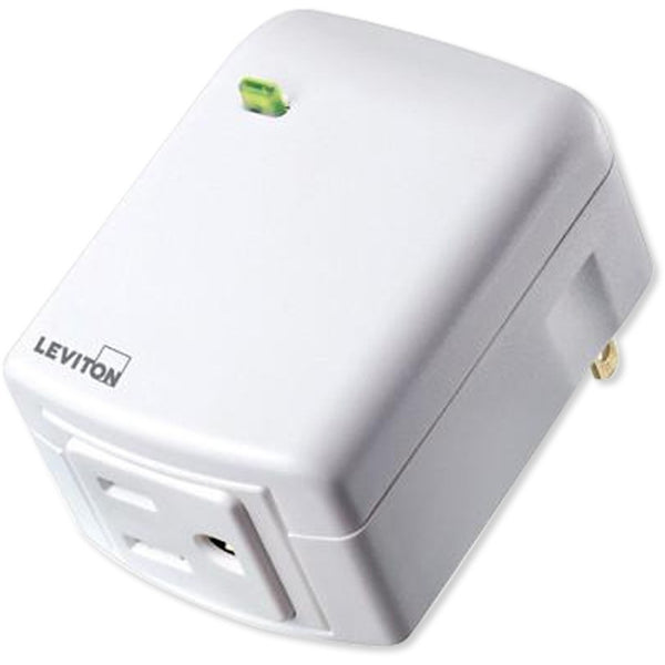 Leviton Z Wave Plus Plug In Appliance Module