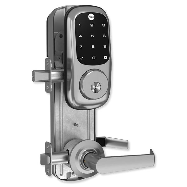 Yale Z Wave Assure Interconnected Lockset With Touchscreen