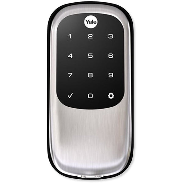 Yale Z-Wave Touchscreen Deadbolt Assure Lock With Bluetooth