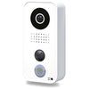 DoorBird Video Door Station D101, Polycarbonate Housing, White Edition