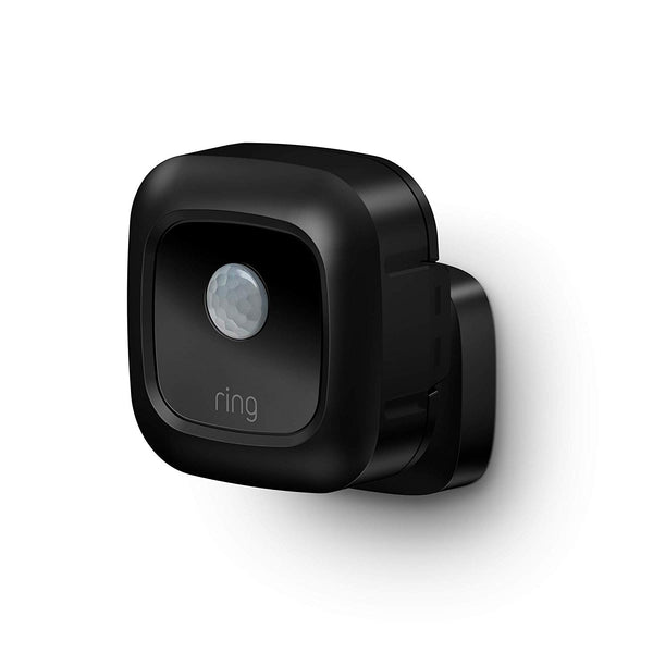 Ring Smart Lighting Black Motion Sensor