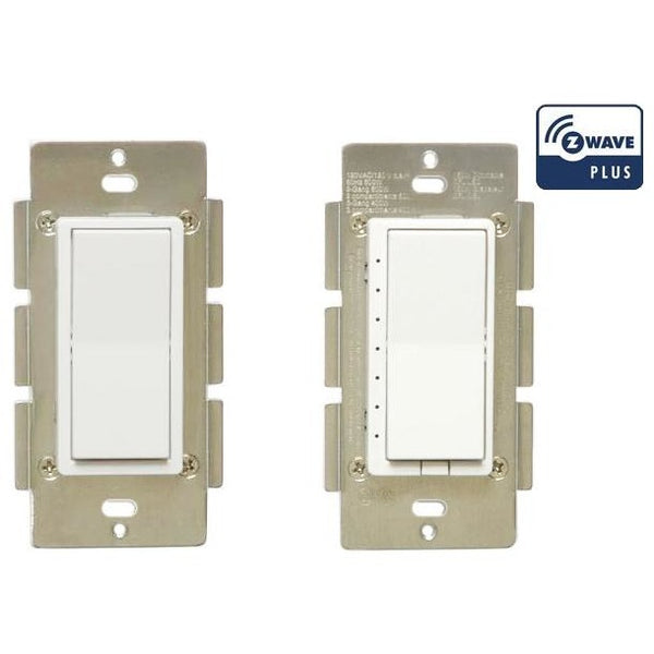 ZLink Z-Wave Plus 3-Way Dimmer Kit with Instant Status
