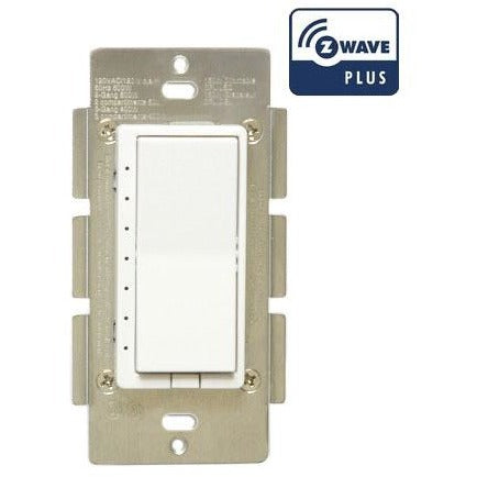 ZWP Z-Wave Plus In Wall Multi-Level Light Dimmer Instant Status