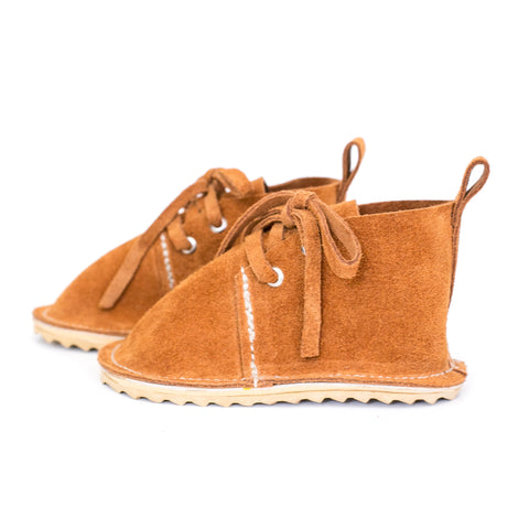 Chukka Boot - Moab Suede