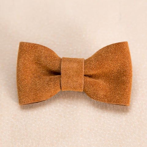 Bow Tie Collection - Moab Suede