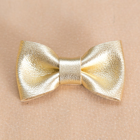 Bow Tie Collection - Gold