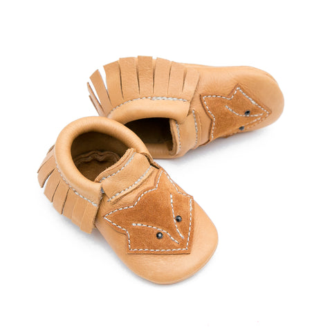 Foxy Fox Moccs
