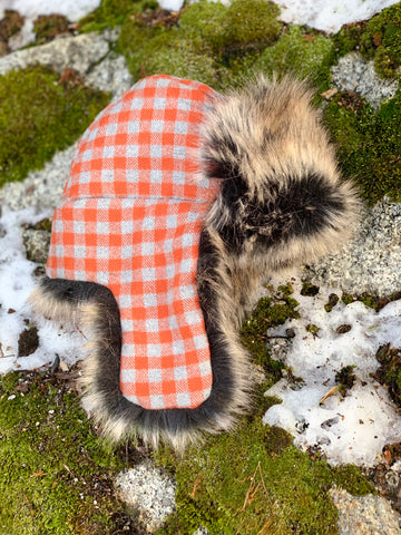 887791ae0cbc Flannel Trapper Hats – MyLO by Toni Franco